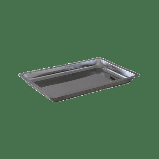metal tray